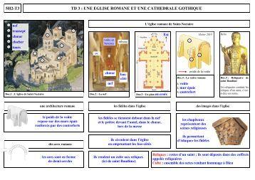 Art gothique et roman eklablog - Une cathedrale gothique ...
