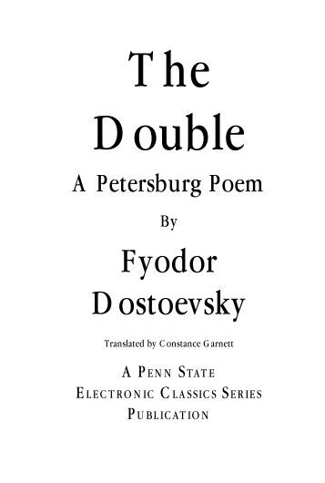 an analysis of the introduction and chapter one of notes from underground by fyodor dostoyevsky Here are some famous quotes from crime and punishment russian author fyodor dostoevsky's crime and punishment was originally published in in chapter two.
