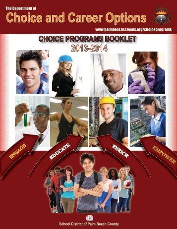 School Choice Program Palm Beach - chasepiratebay