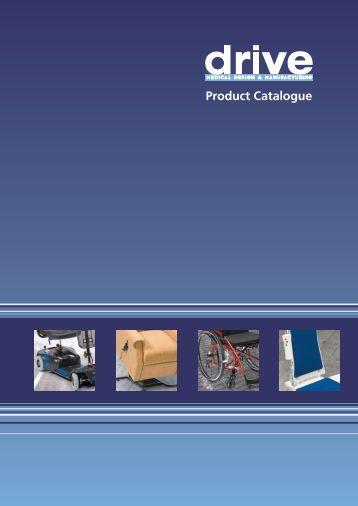 Product Catalogue - Drive Medical