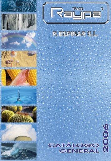 Descargar catálogo general - Bromatos, S.L.