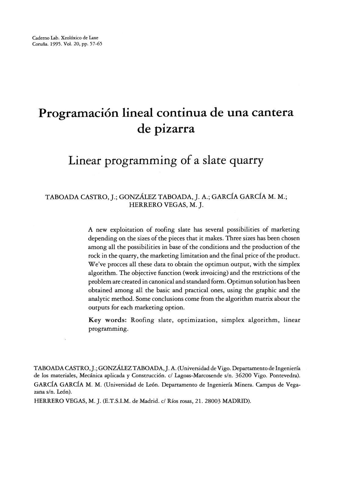 280 free magazines from ruc udc es - Cantera de pizarra ...