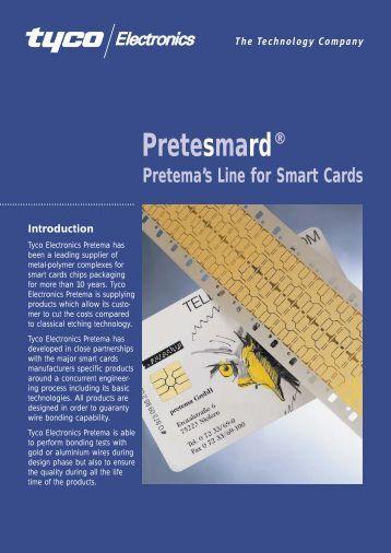The Technology Company Pretesmard® Pretema's Line for Smart ...