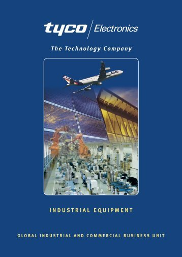 The Technology Company - INDUSTRIAL EQUIPMENT