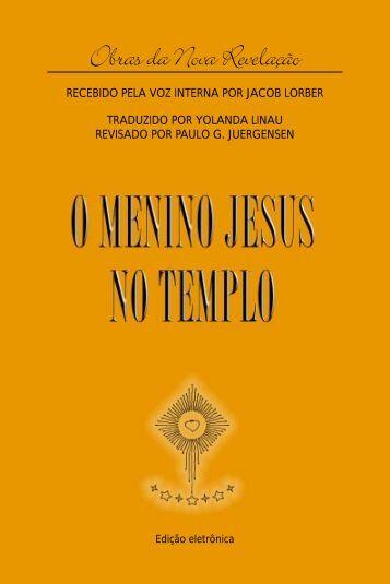 O Menino Jesus no Templo - União Neo-Teosófica