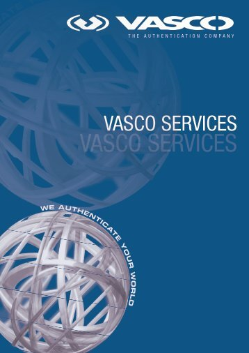 Download the complete list (for all products) (3 MB, pdf) - Vasco