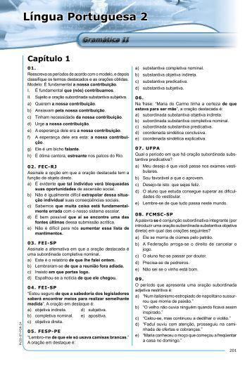 Língua Portuguesa 2 - Einsteen 10