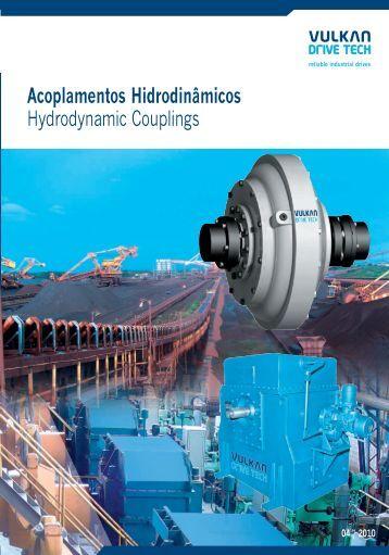 Acoplamentos Hidráulicos - rolamentos cbf
