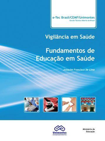 Fundamentos de Educação em Saúde - CEAD - Unimontes