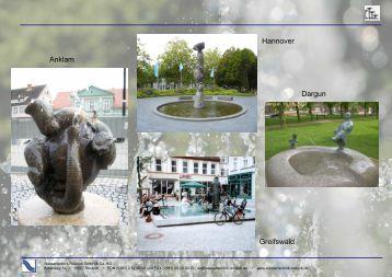 Referenzen Kunstobjekte mit Wasser - Wassertechnik und Bau ...