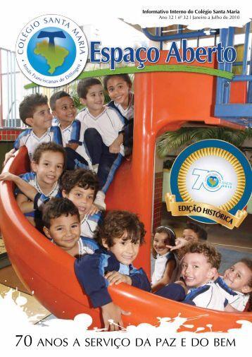 Espaço Aberto - Colégio Santa Maria