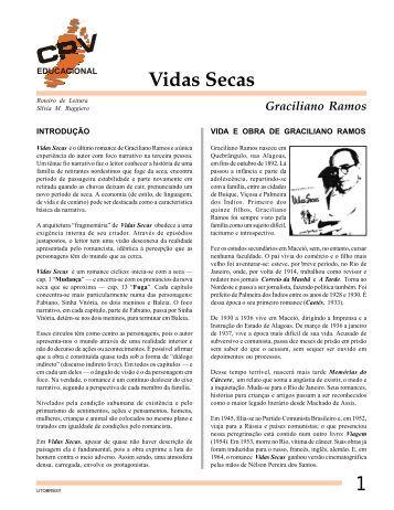 Espaço Literário (Resumo de Vidas Secas) - Faculdades do Centro ...