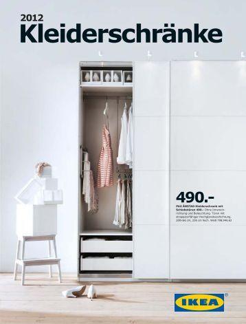 IKEA Kleiderschränke 2012