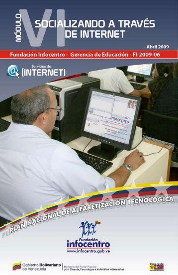 Untitled - e-Infocentro - Fundación Infocentro