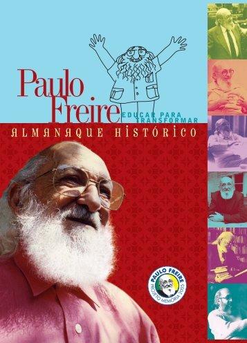 Almanaque de Paulo Freire - DHnet