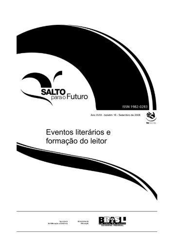 Eventos literários e formação do leitor - TV Brasil