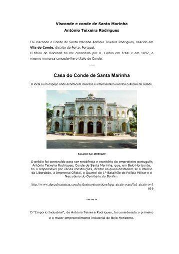 Casa do Conde de Santa Marinha - O Museu