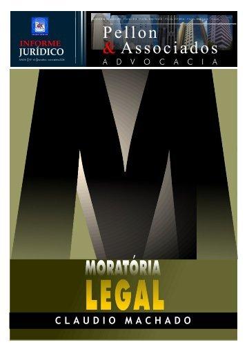 informe jurídico - Pellon & Associados