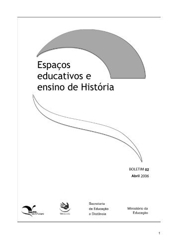 Espaços educativos e ensino de História - TV Brasil