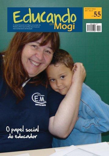 O papel social do educador - Secretaria Municipal de Educação ...