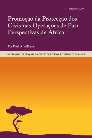 Promoção da Protecção dos Civis nas Operações de Paz