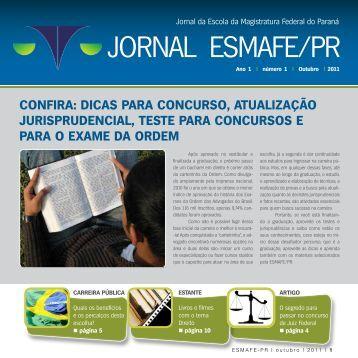 diCas para ConCurso, atualização jurisprudenCial ... - Dohms Web
