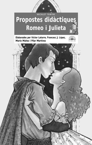 Romeo i Julieta - Edicions bromera