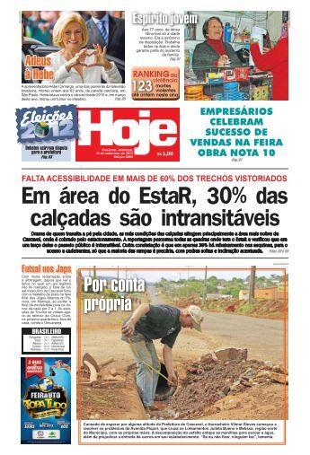 falta acessibilidade em mais de 60% dos trechos - Jornal Hoje