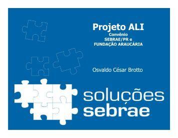 Projeto ALI - Unioeste
