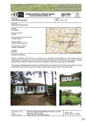 Fazenda da Derrubada - Instituto Cidade Viva