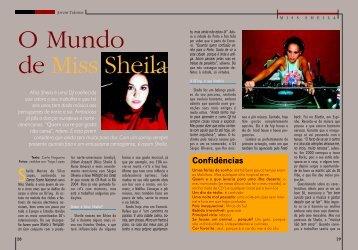 O Mundo de Miss Sheila - Viva Porto