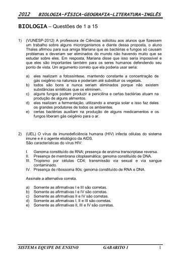 LITERATURA – Questões de 1 a 20 - ClickFacil.net