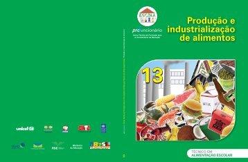Produção e industrialização de alimentos - Portal do Professor ...