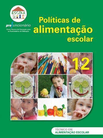 Política de Alimentação - Ministério da Educação