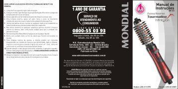 Manual Escova Rotativa ER-03 12-12 Rev00 Verso - Mondial