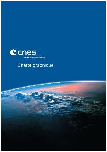 Charte graphique - Cnes