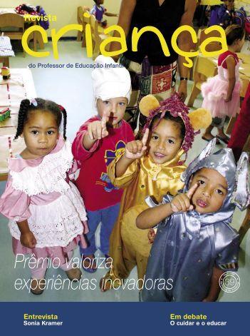 revista criança 39 - Ministério da Educação