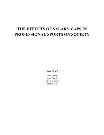salary caps in sports essay
