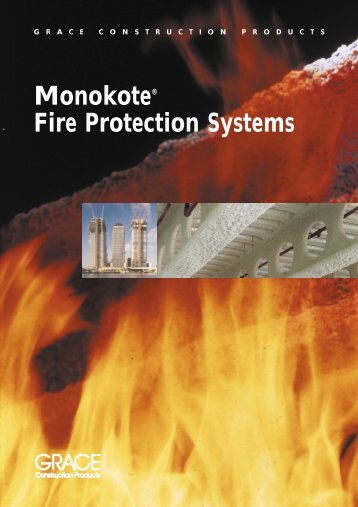 Monokote® Fire Protection Systems - Ireland - Grace Construction ...
