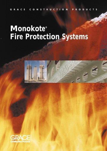 Monokote® Fire Protection Systems - Ireland - Grace Construction ...
