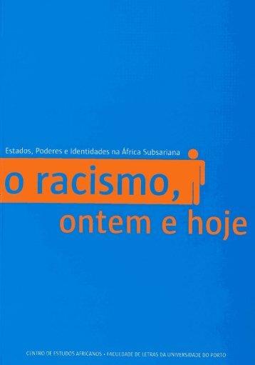 ontem e hoje - Repositório Aberto da Universidade do Porto