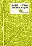 Cover of Quadern de treball. Viver arbres d'Algendar