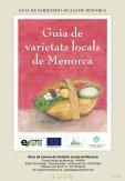 Cover of Guia de varietats locals de Menorca