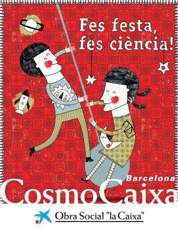Descarregar formulari per les festes d'aniversari - Cosmocaixa