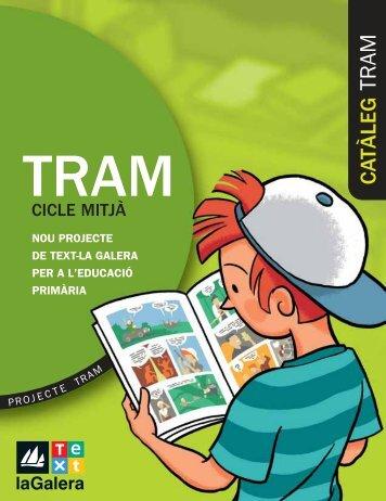 TRAM Cicle Mitjà - laGalera.Text