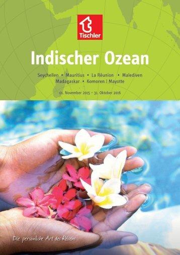 Tischler Reisen - Indischer Ozean