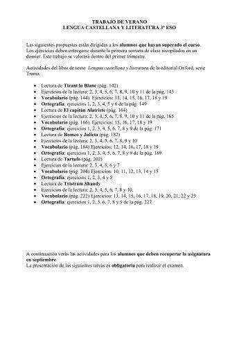 1. El predicado y sus complementos - Gestio d'Alumnes