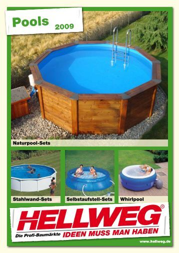 Teichbel ftungspumpe tbl 1000 4 hellweg for Hellweg pool