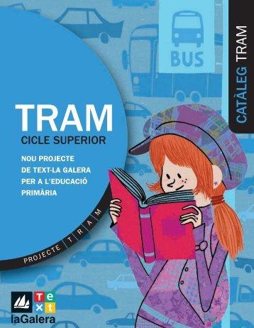 TRAM Cicle Superior - laGalera.Text