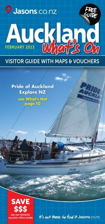 Auckland - Jasons Travel Media